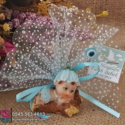Survivor Ağaçlı Mavi Bebek Şekeri