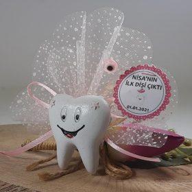 Polyester Diş Buğdayı Şekeri Kızlar İçin