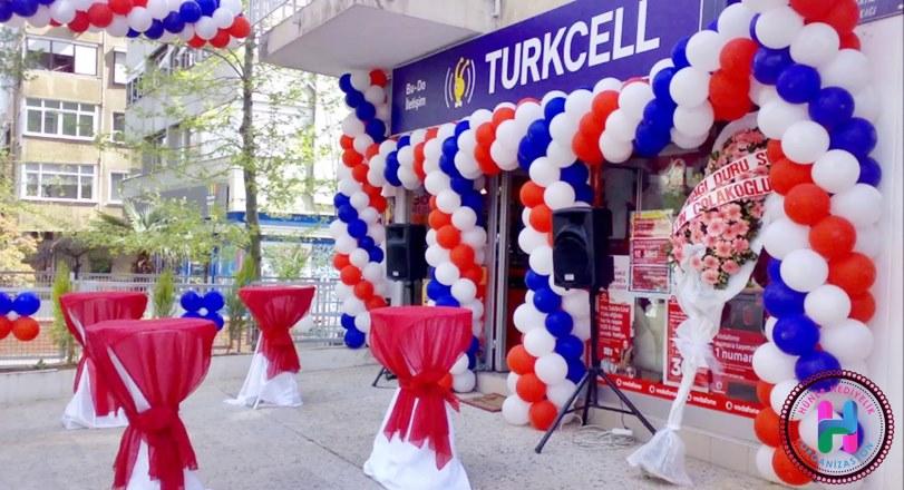 İzmir Torbalı Balon Süsleme