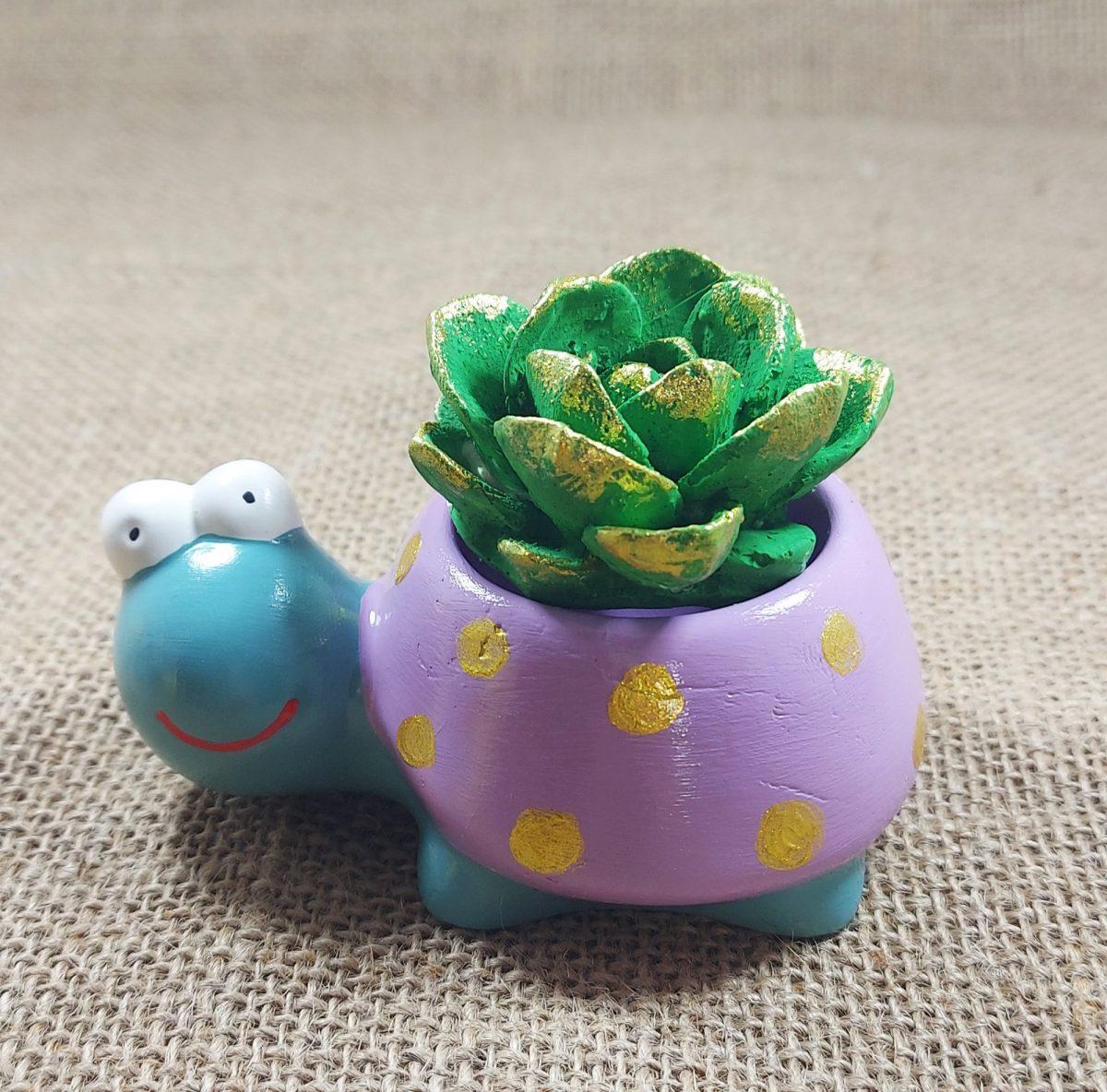 Kaplumbağa Yumurtalık Kokulu Taş   Hüner Hediyelik