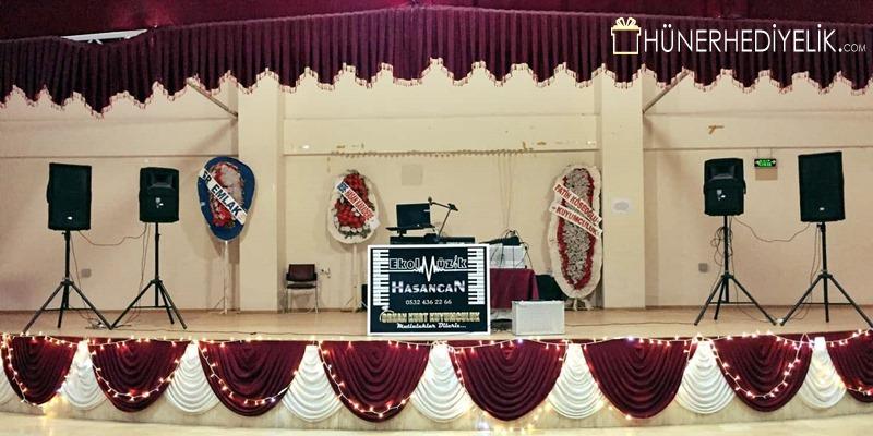 Aydın Sezer Çok Amaçlı Düğün Salonu