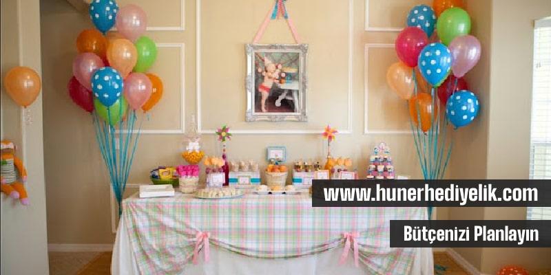 Doğum Günü Organizasyon Fiyatları