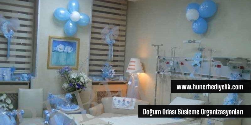 Doğum Odası Süsleme Organizasyonları