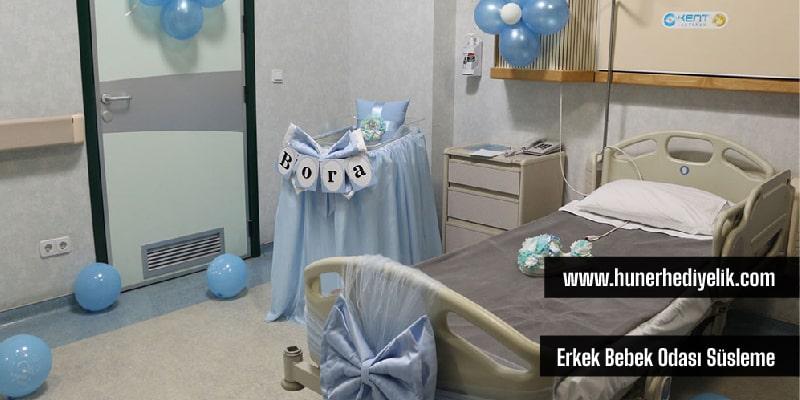 Hastane Odası Süsleme Erkek İçin