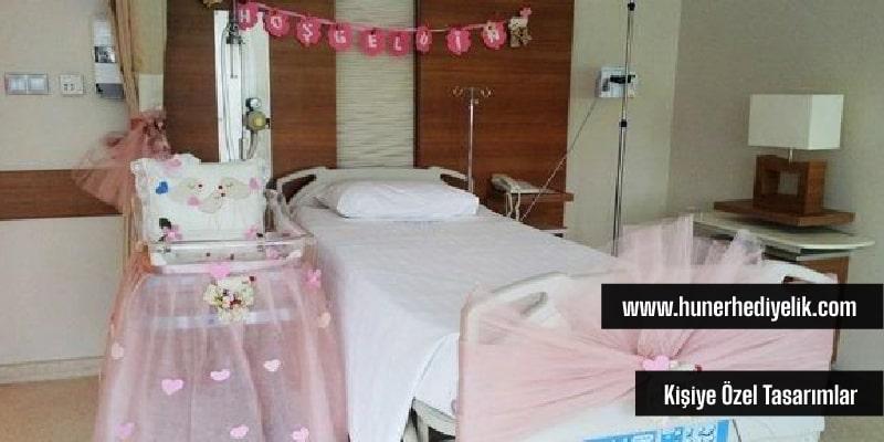 Hastane Doğum Odası Süsleme Seti