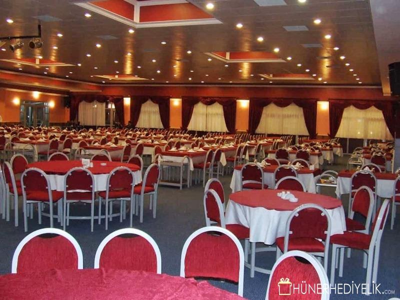 Metropolis Otel Düğün Salonu