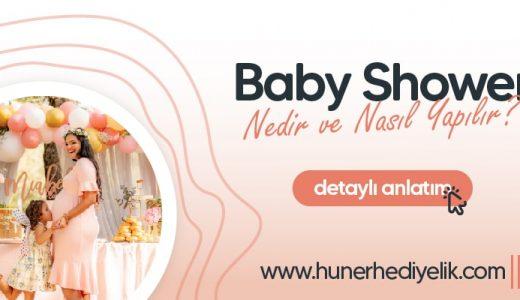 Baby Shower Nedir ve Nasıl Yapılır? Tüm Merak Edilenler