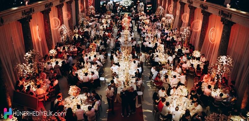 Düğün Davetli Listesi Örneği